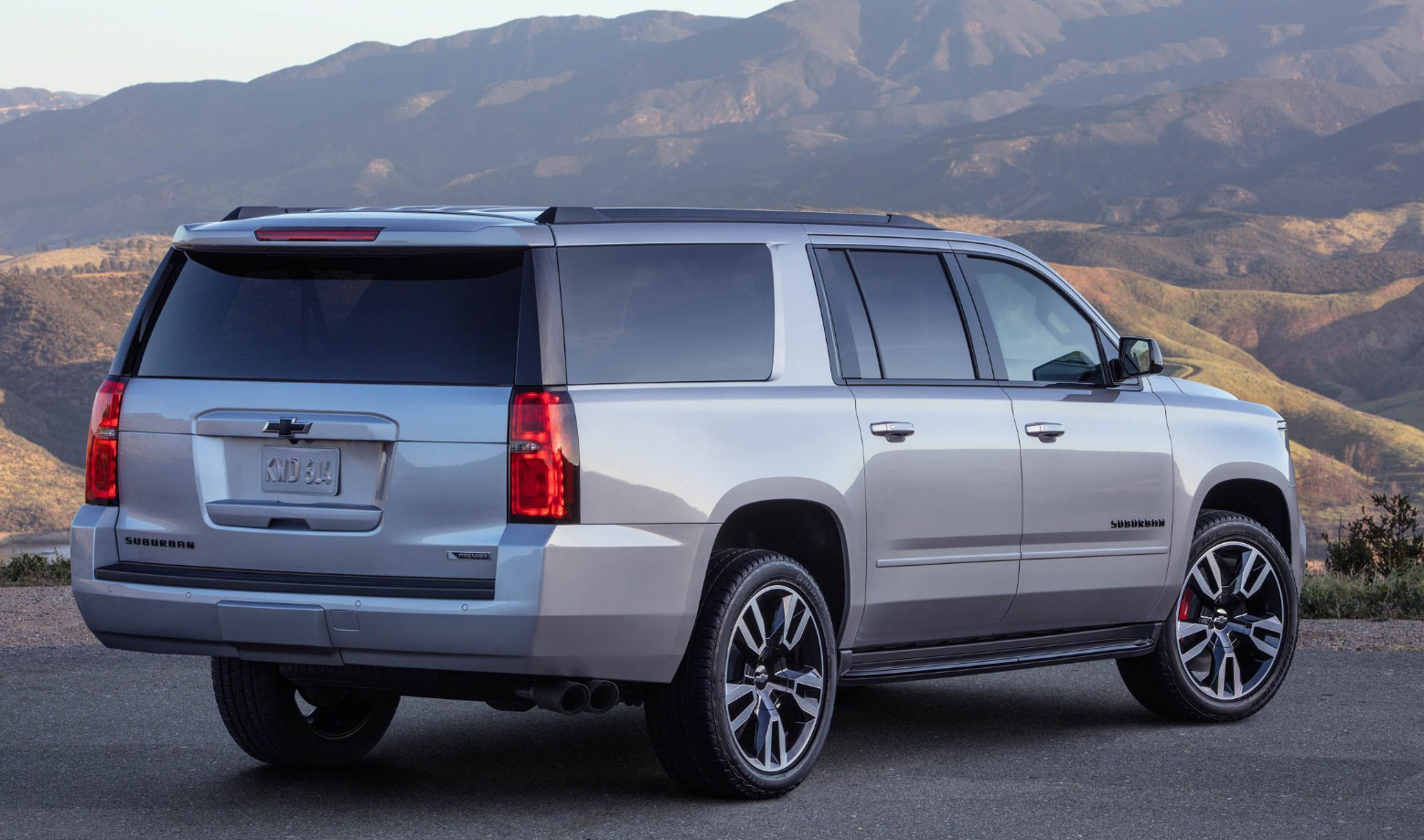 2019 Chevrolet Suburban RST Pictures & Price | Valley Chevy