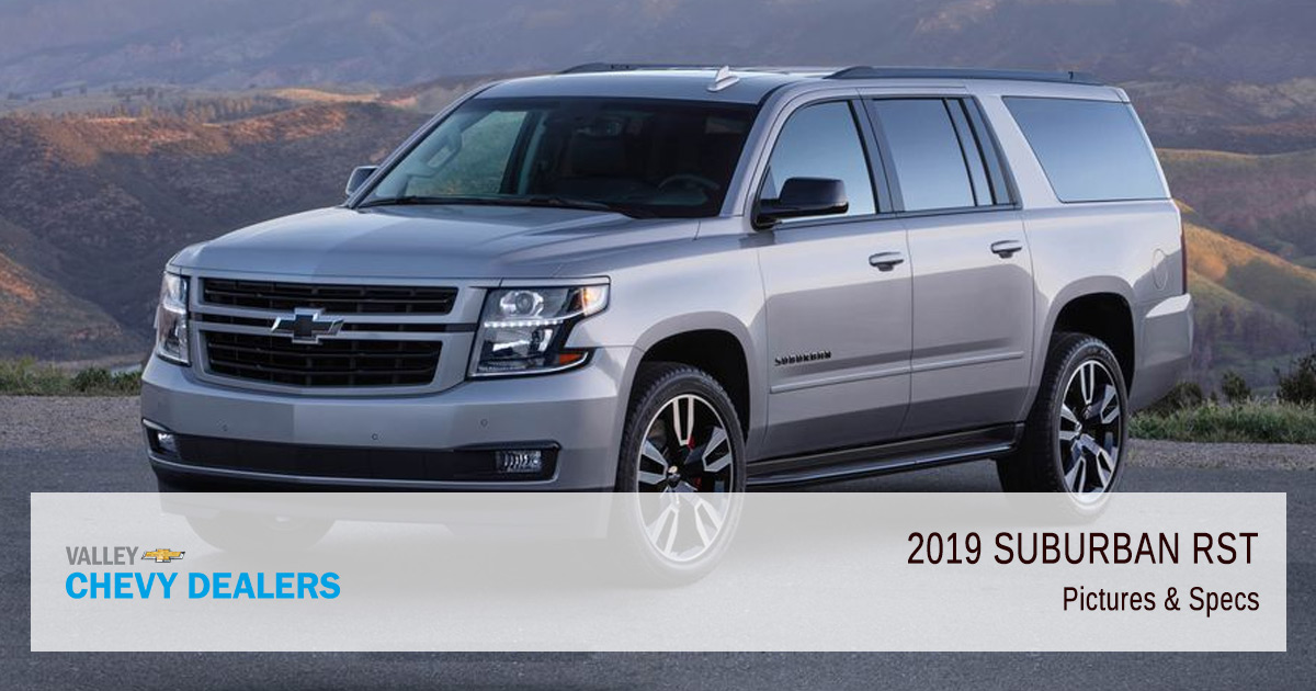 2019 chevy tahoe rst price 2019 auto suv. Black Bedroom Furniture Sets. Home Design Ideas