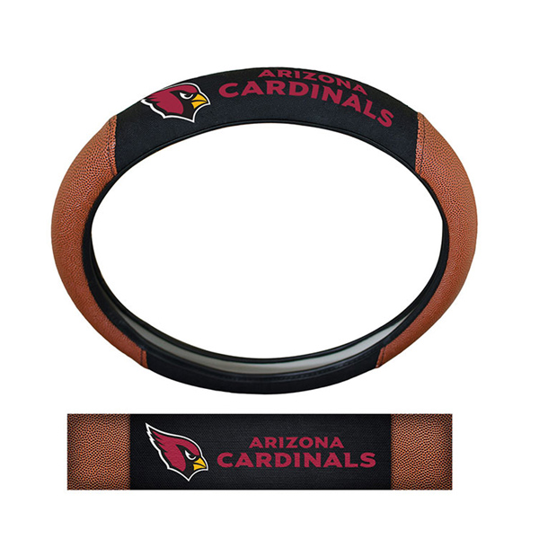 Valley Chevy - 5 AZ Cardinal Car Accessories - Steering Wheel Cover