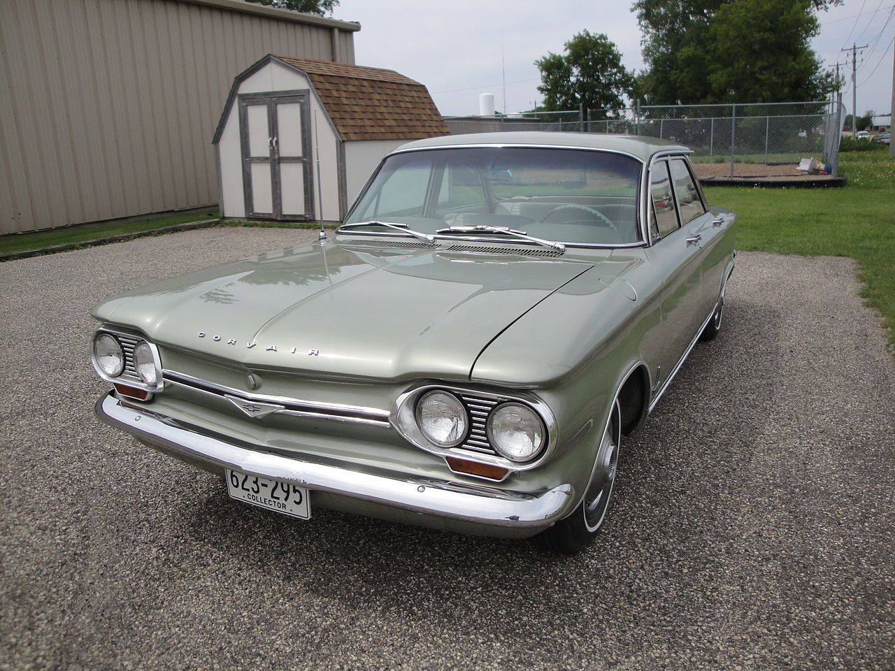 Valley Chevy Phoenix - Forgotten Chevrolets: Corvair