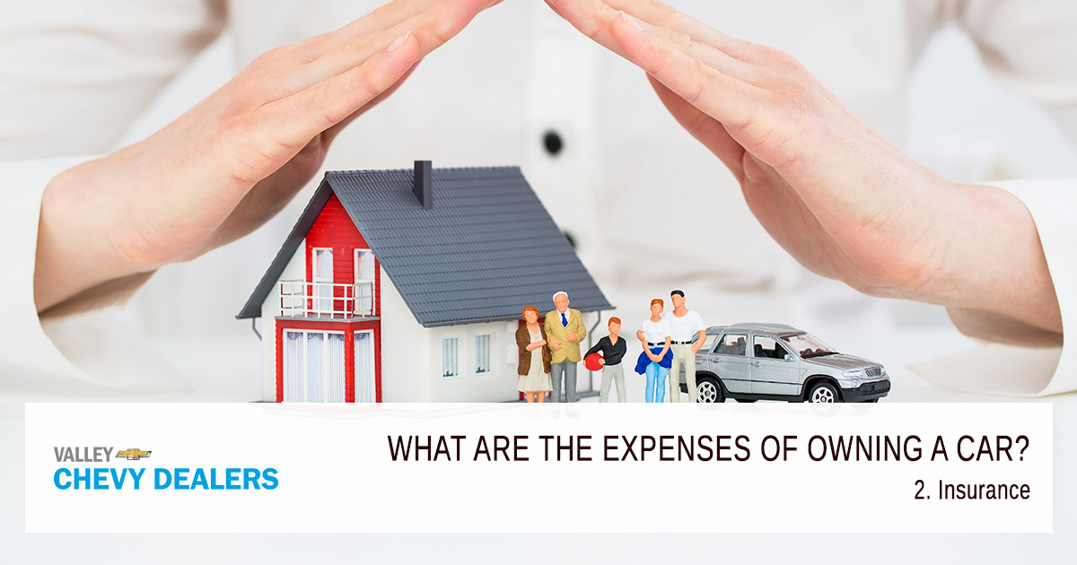 What are the Expenses of Owning a Car? - Insurance