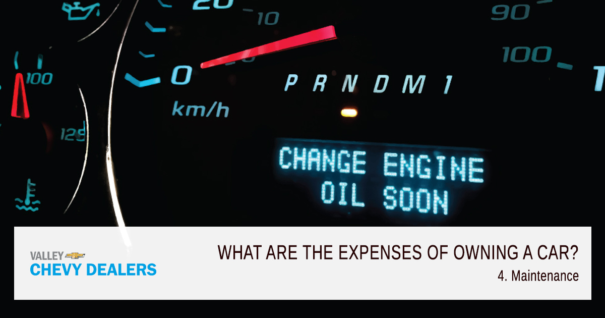 What are the Expenses of Owning a Car? - Maintenance