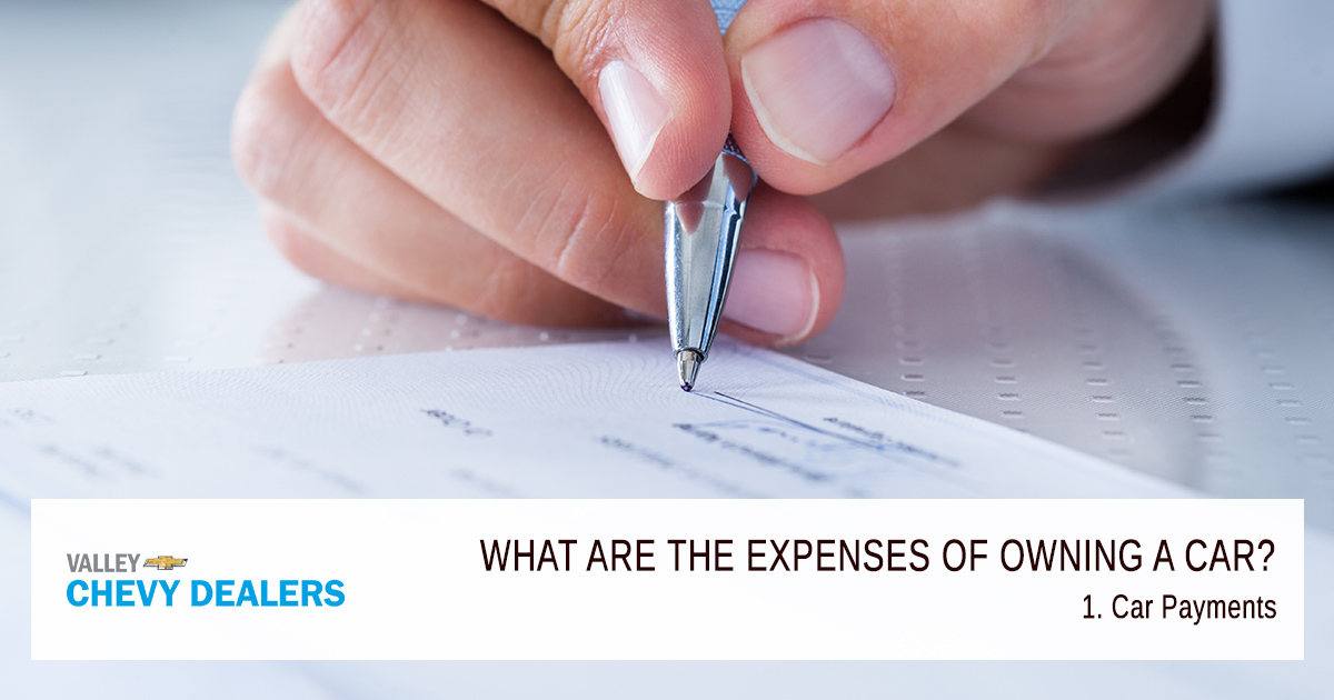 What are the Expenses of Owning a Car? - Payments