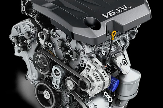 2017 chevy malibu engine
