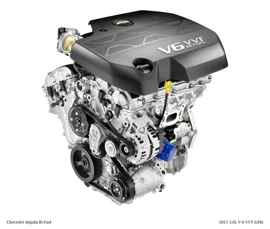 Valley Chevy in Phoenix: 2017 Chevrolet Malibu vs Impala - Which One Should I Buy? - Impala Engine VVT