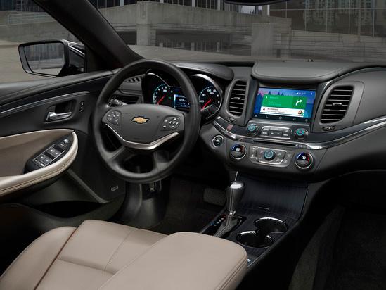 Impala Interior Pics