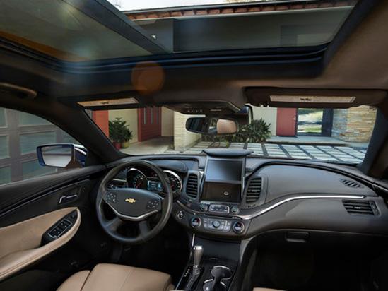 Valley Chevy In Phoenix 2017 Chevrolet Malibu Vs Impala Which One Should I