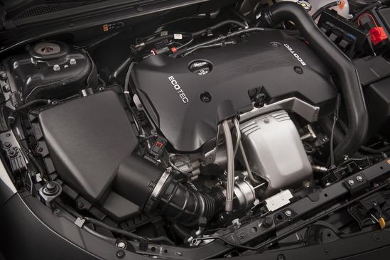 Valley Chevy in Phoenix: 2017 Chevrolet Malibu vs Impala - Which One Should I Buy? - Malibu Engine