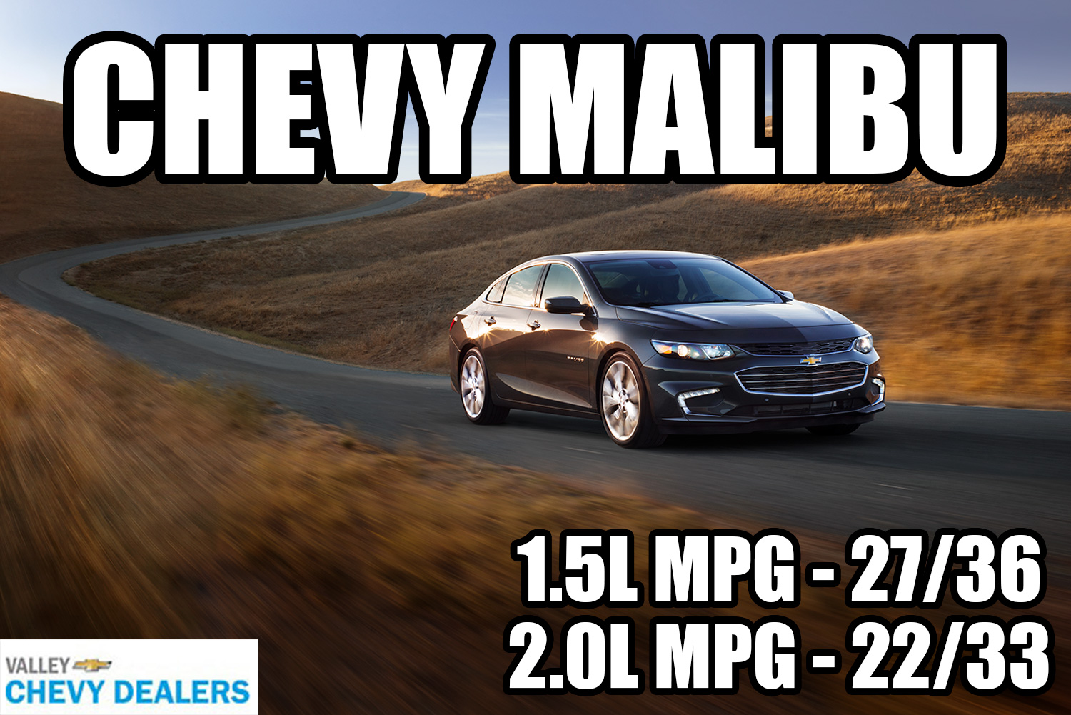 Valley Chevy in Phoenix: 2017 Chevrolet Malibu vs Impala - Which One Should I Buy? - Malibu MPG