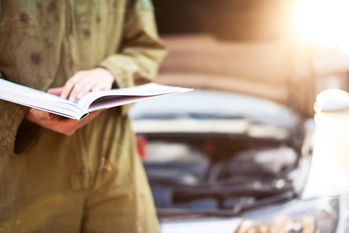 Valley Chevy - The Car Buyer's Checklist: Manual