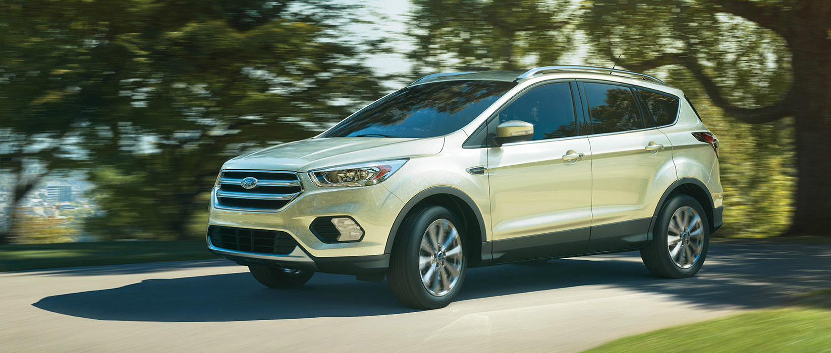 Valley Chevy - Top-Rated SUVs to Buy: Ford Escape - Green Exterior