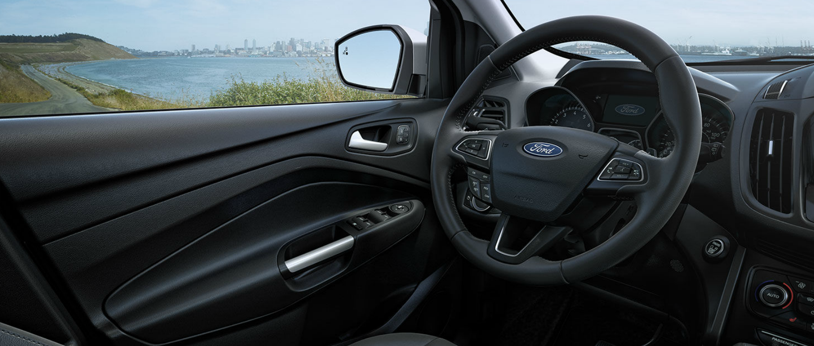 Valley Chevy - Top-Rated SUVs to Buy: Ford Escape - Driver's Seat