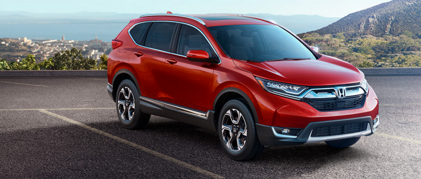 Valley Chevy - Top-Rated SUVs to Buy: Honda CR-V - Red