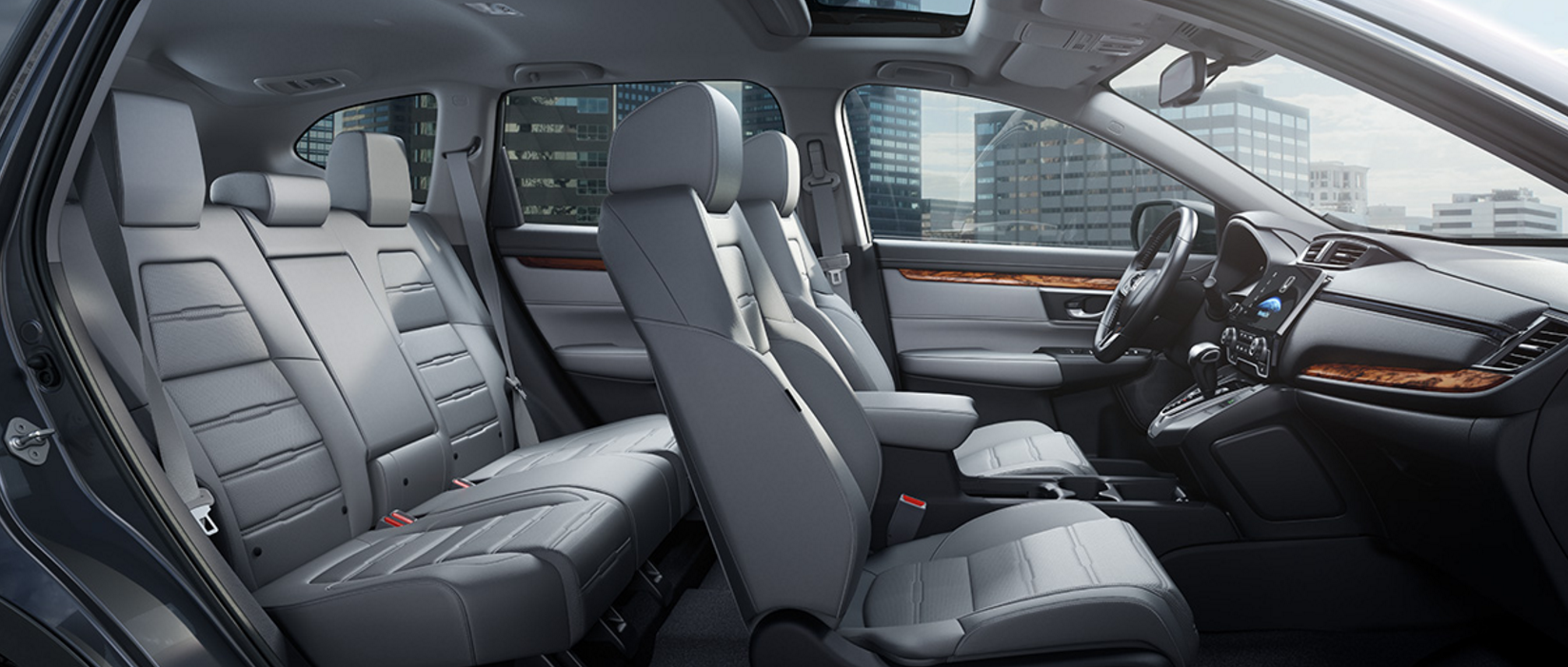 Valley Chevy - Top-Rated SUVs to Buy: Honda CR-V - Interior