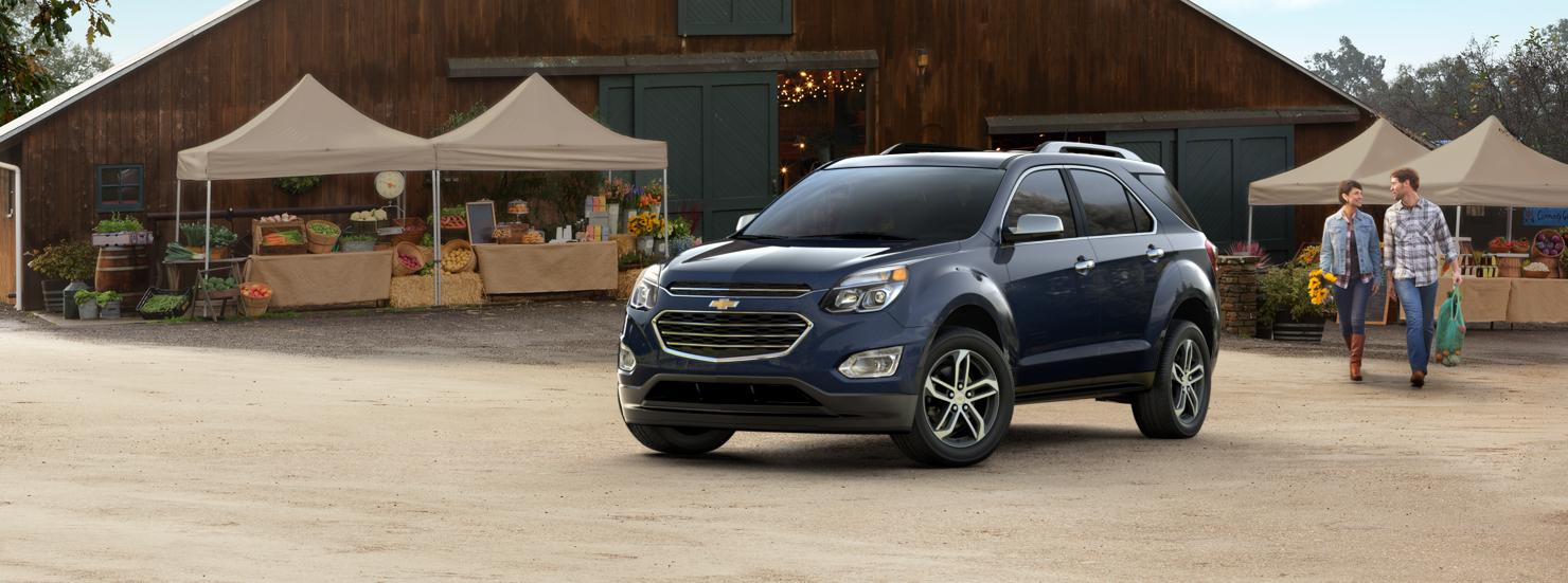 Valley Chevy - Top-Rated SUVs to Consider Buying
