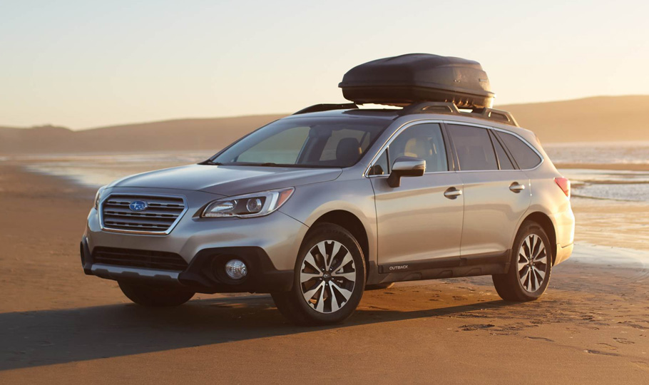 Valley Phoenix Chevy - 6 Best Road Trip Cars to Buy: 2017 Subaru Outback