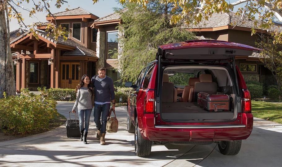 Valley Phoenix Chevy - 6 Best Road Trip Cars to Buy: 2017 Tahoe